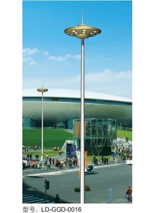 足球场高杆灯