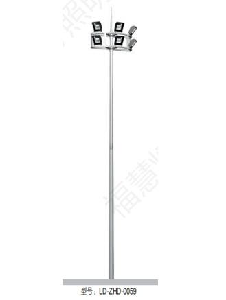 15米中杆灯