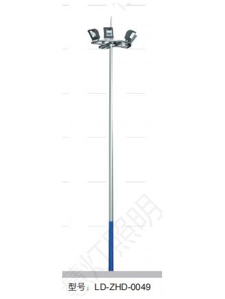 14米中杆灯