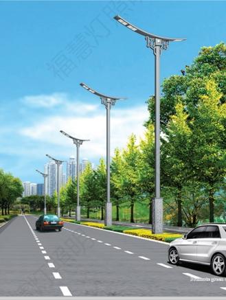 LED高低臂路灯