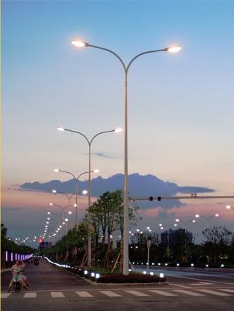 LED双臂灯